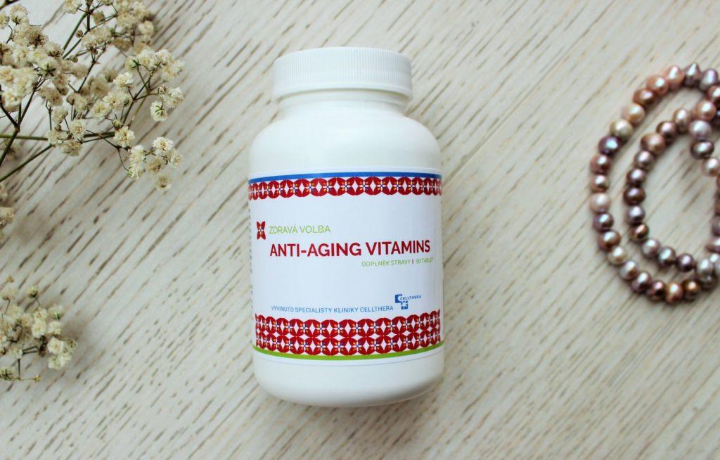 Anti-aging vitamins