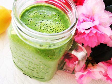 Super zelené smoothie
